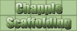Chapple Scaffolding logo